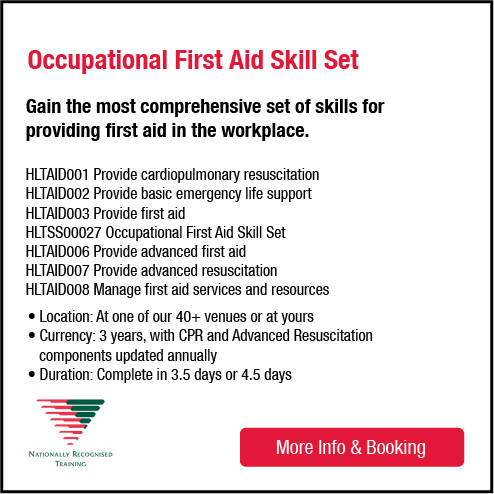 First Aid Courses St John Nsw